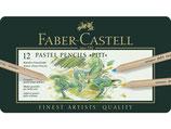 Faber Castell Pitt pastelpotloden - 12 stuks