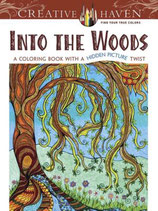 Into The Woods Coloring Book