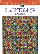 Lotus Designs Coloring Book