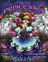 Hannah Lynn- Fairy Tale Princesses & Storybook Darlings