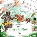 Disney - Les Grands Carrés Cést la Fête!