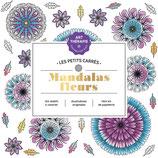 Les Petits Carrés - Mandalas fleurs