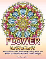 Kameliya Angelkova - Flower Mandalas