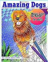Color Questopia - Amazing Dogs Color By Number