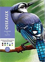 Coloriages Mystères Oiseaux - Kleuren op Nummer