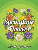 Springtime Flowers - Jade Summer