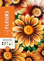 Coloriages Mystères Fleurs - kleuren op nummer
