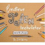 Julia Woning - Creatieve tekentechnieken workshop