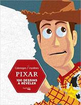 Coloriages Mystères Pixar 1 - Kleuren op Nummer