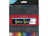 Faber Castell Black Edition - 24 stuks