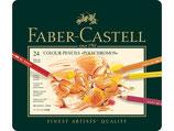 Faber Castell Polychromos - 24 stuks