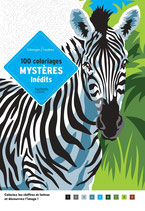 Mystères Inédits - kleuren op nummer