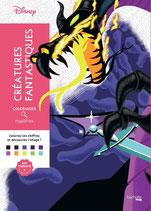 Disney Créatures Fantastiques Coloriages mystères - Kleuren op nummer