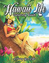 Coloring Book Cafe - Hawaii Life