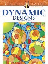 Dynamic Designs Coloring Book