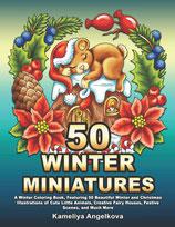 Kameliya Angelkova - 50 Winter Miniatures
