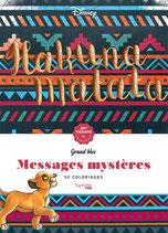Disney Messages mystères Hakuna Matata