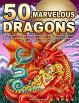 Kameliya Angelkova - 50 Marvelous Dragons
