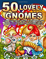 Kameliya Angelkova - 50 Lovely Gnomes