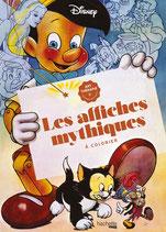 Grand bloc - Disney Les affiches mythiques