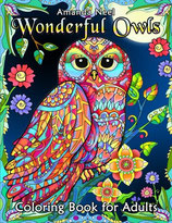 Amanda Neel - Wonderful Owls