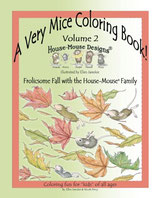 Ellen Jareckie - A Very Mice Coloring Book 2