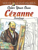 Color Your Own Cézanne Paintings