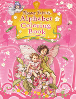 Flower Fairies Alphabet Coloring Book - Cicely Mary Barker