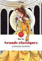 Disney Grands Classiques - mini bloc
