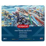 Derwent Inktense Blocks - 24 stuks