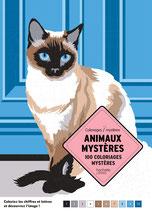 Animaux Mystères - kleuren op nummer