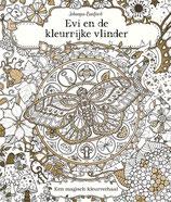 Johanna Basford - Evi en de kleurrijke vlinder