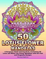 Kameliya Angelkova - 50 Lotus Flower Mandalas