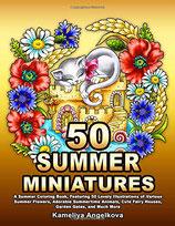 Kameliya Angelkova - 50 Summer Miniatures