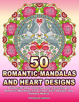 Kameliya Angelkova - 50 Romantic Mandalas and Heart Designs
