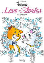 Disney Love Stories - mini bloc