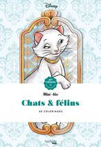Disney Chats & Félins - mini bloc