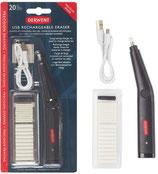 Derwent Elektrische Gum - USB Oplaadbaar