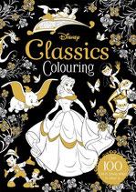 Disney Classics Colouring