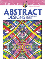 Abstract Designs Coloring Book