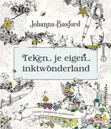 Johanna Basford - Teken je eigen Inktwonderland
