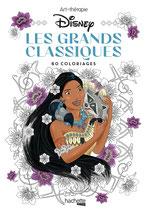Disney Les Grands Classiques - mini bloc