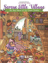 Julia Rivers - Serene Little Village - The Tiny Fairies of the Flower Meadow