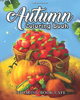 Coloring Book Cafe - Autumn