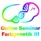 Farbgenetik III Stammbaumanalyse - Videoaufzeichnung