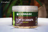 SEMI DI CANAPA DECORTICATI - CannaBe