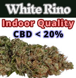 WHITE RINO - MIB Made in Bolo