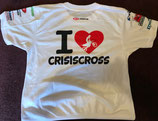I Love Crisiscross Shirt