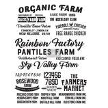 redesign Transferfolie Motiv  -  Everyday Farmhouse