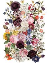 redesign Transferfolie Motiv  -  Wonderous Floral